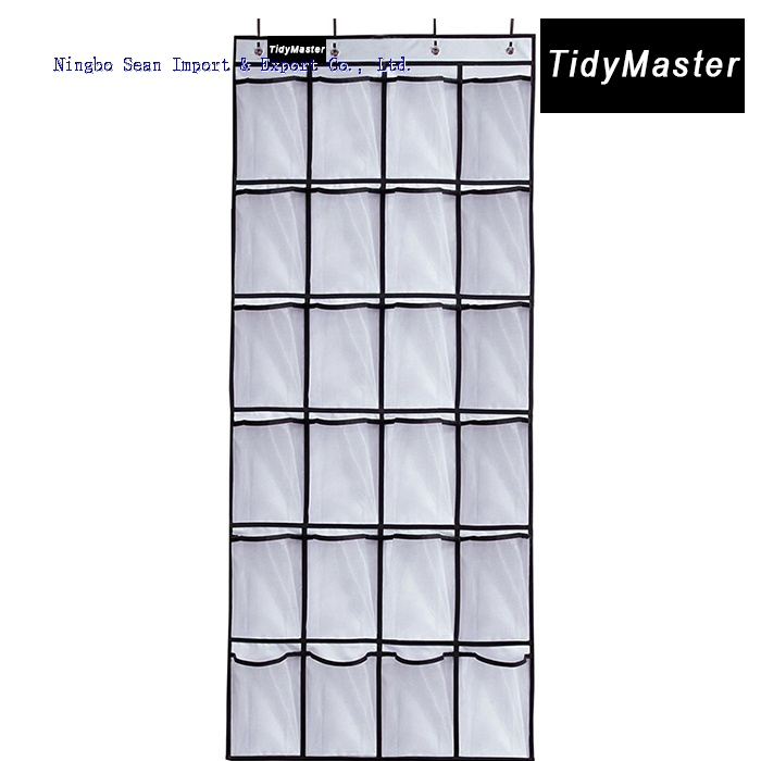TidyMaster Over the door shoe organizer