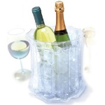 Pop-Up Inflatable PVC Wine Cooler
